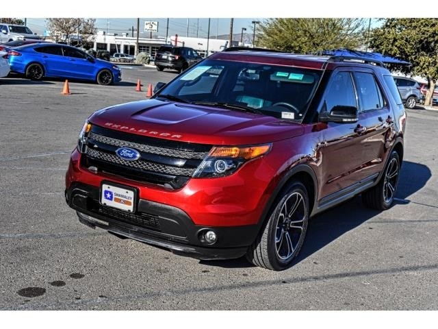 Pre-Owned 2015 Ford Explorer Sport