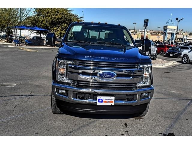 Pre-Owned 2017 Ford Super Duty F-350 SRW Lariat
