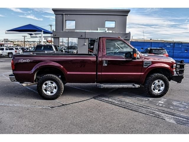 Pre-Owned 2010 Ford Super Duty F-250 SRW XLT