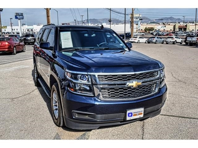 Pre Owned 2017 Chevrolet Tahoe Ls Rear Wheel Drive Sport Utility Offsite Location