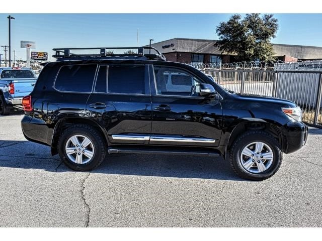 Pre-Owned 2013 Toyota Land Cruiser ROOF RACK, LOTS OF ACCESSORIES!