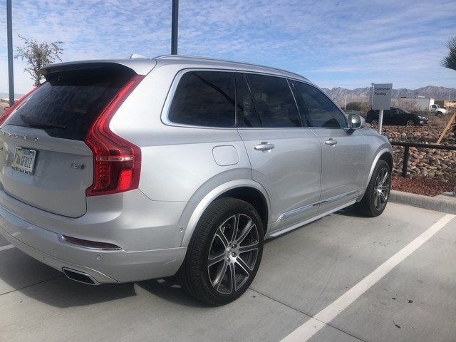 Pre-Owned 2016 Volvo XC90 Hybrid T8 Inscription