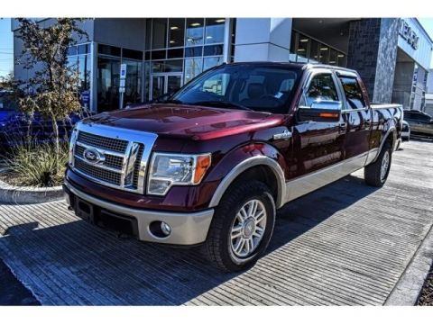 Pre-Owned 2009 Ford F-150 King Ranch