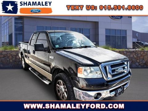 Pre-Owned 2007 Ford F-150 FX2