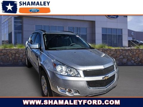 Pre-Owned 2010 Chevrolet Traverse LT w/1LT