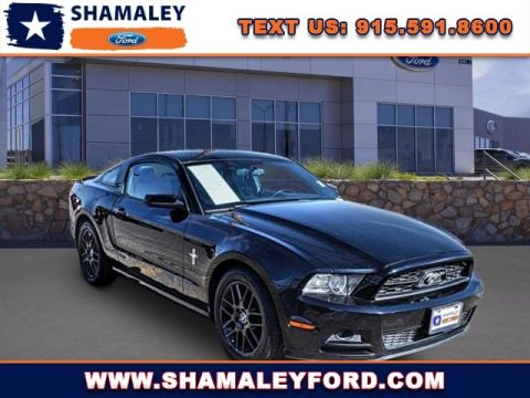 Pre-Owned 2013 Ford Mustang V6 Premium