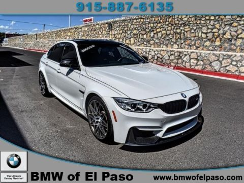 Pre-Owned 2016 BMW M3 Competition